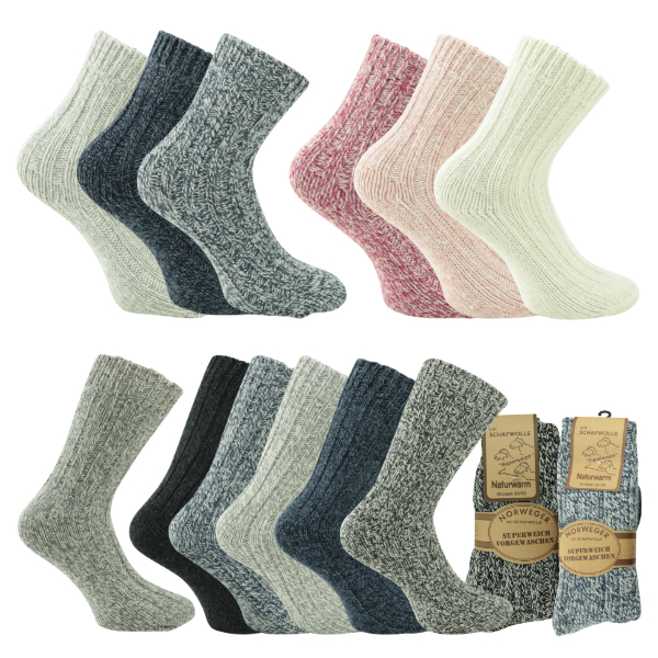 Norwegersocken