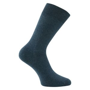 camano Basic Socken Cotton jeans blau - 3 Paar