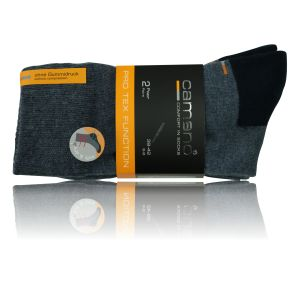 Camano Pro Tex Function Socken navy - 2 Paar