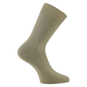 Cotton Basic Socken walnut camano - 3 Paar