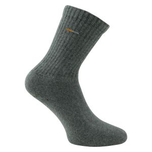 Tennissocken Camano grau mix - 3 Paar
