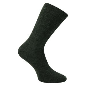 Softe Wollsocken Business anthrazit - 2 Paar