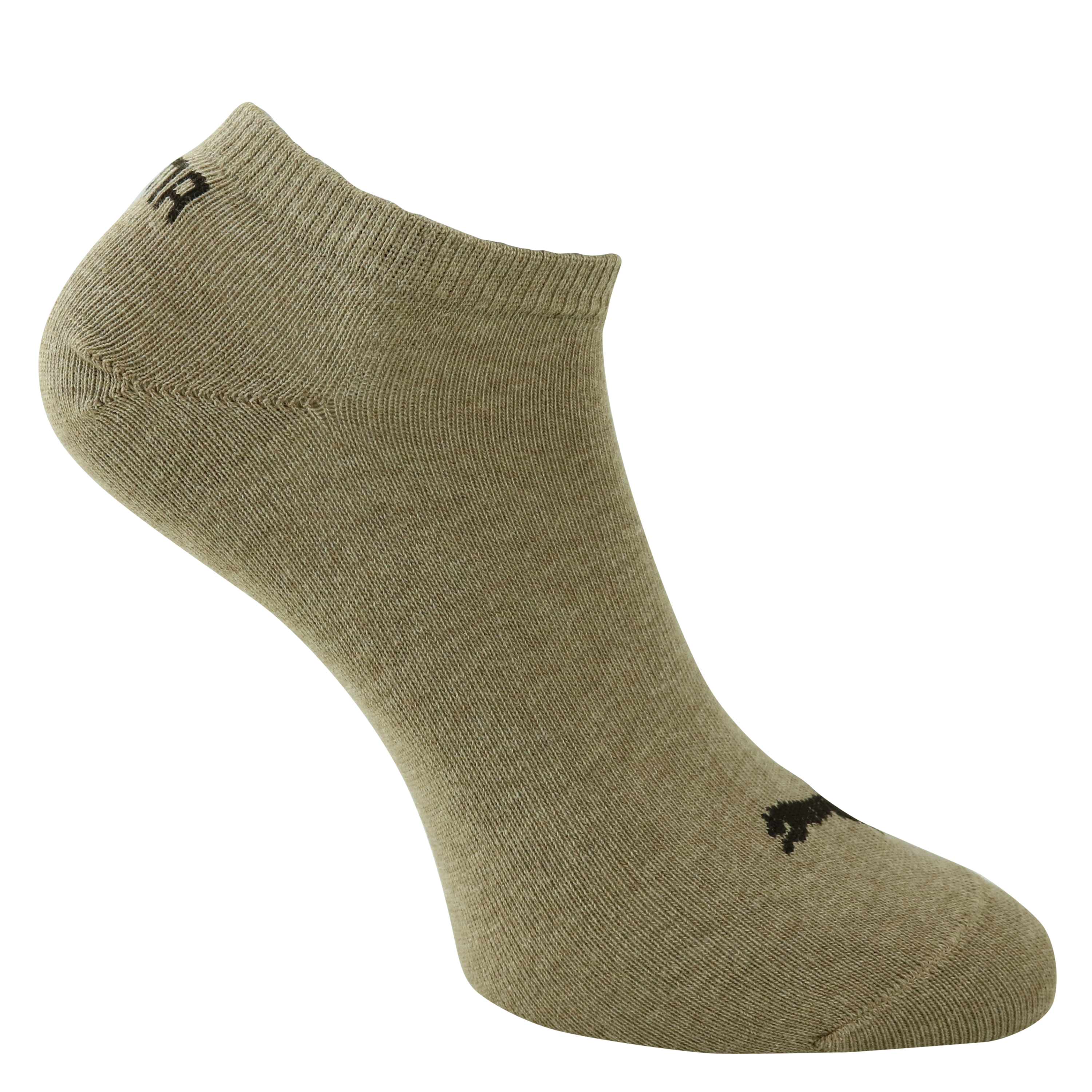 puma sneaker socken braun beige socken. Black Bedroom Furniture Sets. Home Design Ideas