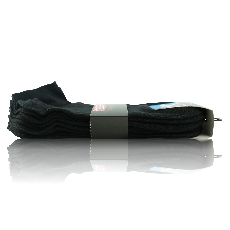 damen sneaker socken uni schwarz socken. Black Bedroom Furniture Sets. Home Design Ideas
