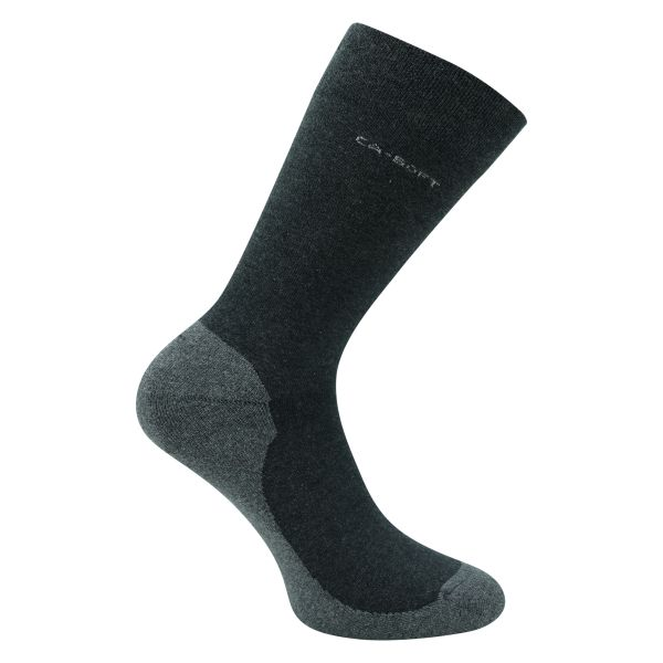Walk Socken CA-Soft anthrazit camano - 2 Paar