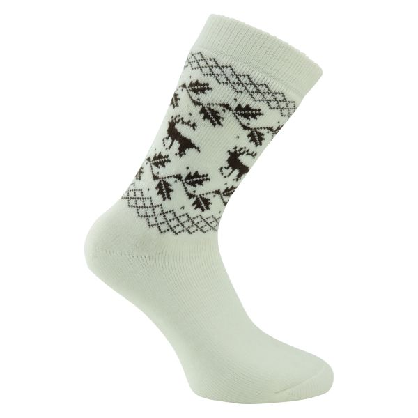 Warme Norweger Socken Strümpfe Wolle Damen Herren Gr 43-46  3 Paar